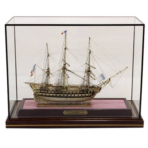 ADC-P1312 ship model display cases