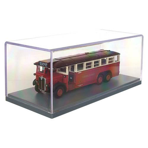 Acrylic Model Train Display Case