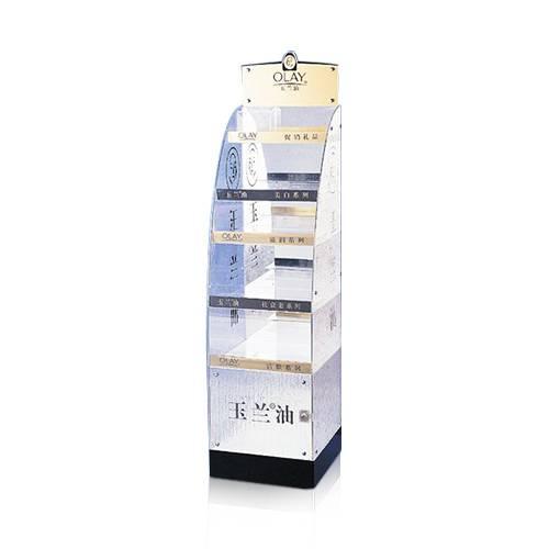 Magasins de marchandises en acrylique présentoirs