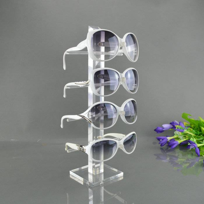 AGD-P1528-3 Acrylic Glasses Display