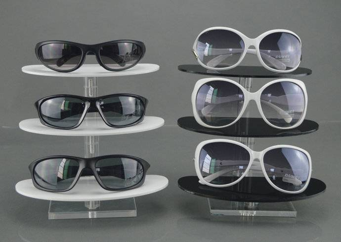AGD-P1531-2 Acrylic Glasses Display