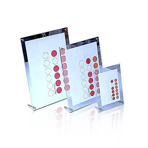 APF-P835-Freestanding Acrylic Frame