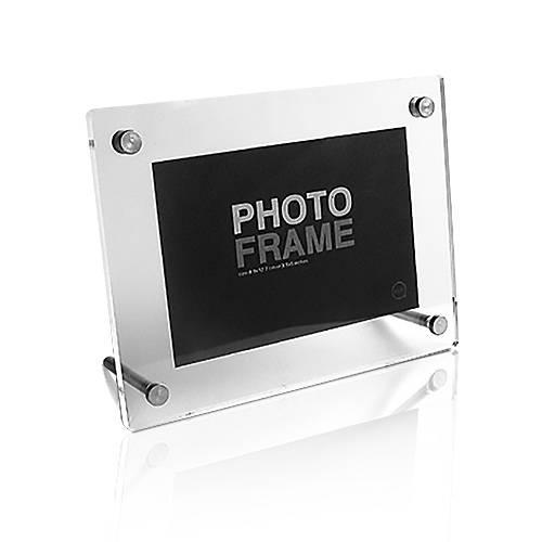 APF-P836-Freestanding Acrylic Frame