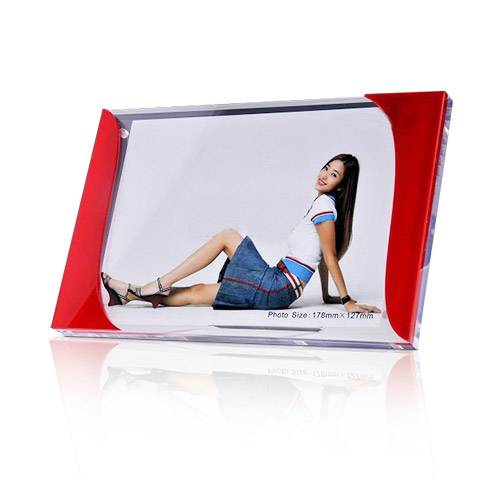 APF-P842-Acrylic Magnetic Photo Frame