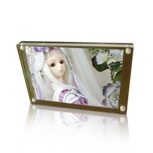 APF-P843-Acrylic Magnetic Photo Frame
