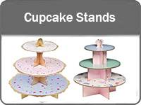 Kartong Cupcake Står