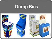 Kartong Dump Papperskorgar