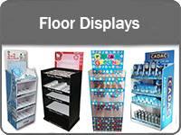 Retail Floor Displays