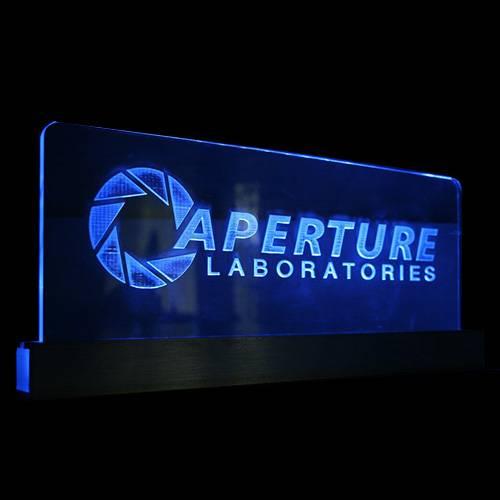 Akryl Oplyste Edge Lit LED Sign