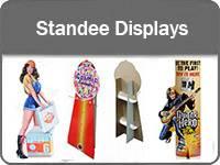 Kartong Standee Displays