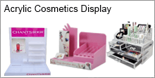Akryl Cosmetics Display