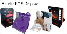 Acrylic POS Display