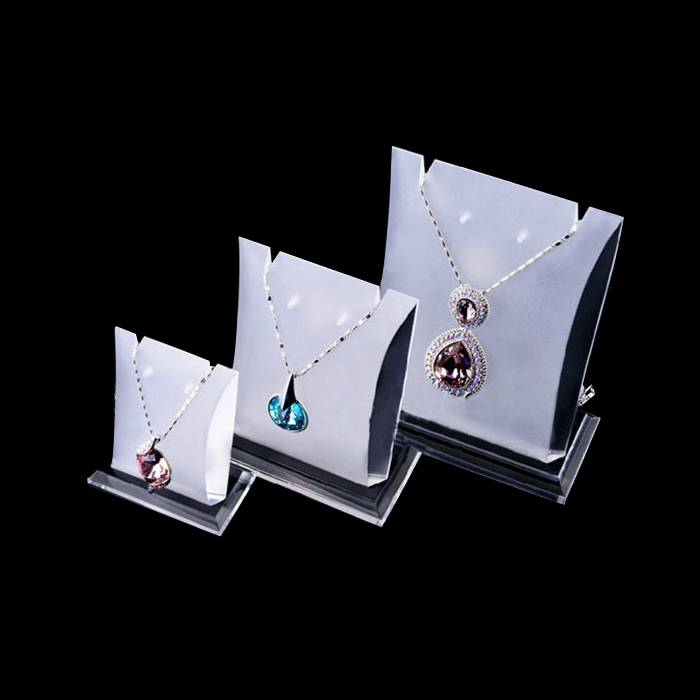 Necklace Acrylic Jewelry Display Holder