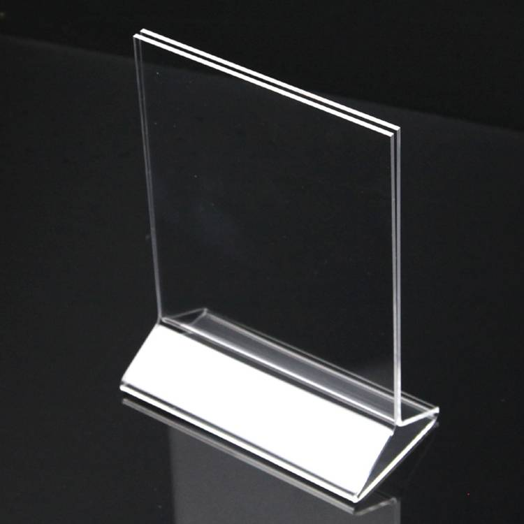 Counter Top Acrylic Retail Display