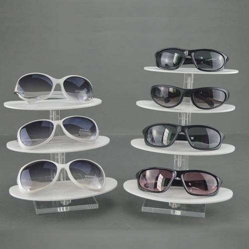 Counter-top Sunglasses Display Acrylic Eyeglasses Holder
