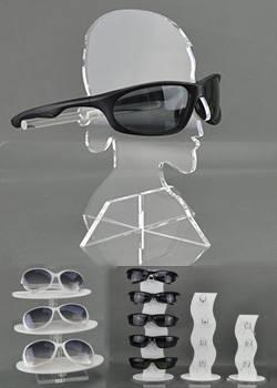 Акриловые очки дисплей