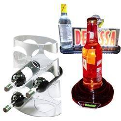 Acrylic Wine Display Stands